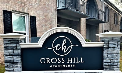 Leasing Office, Cross Hill Apartments, 0