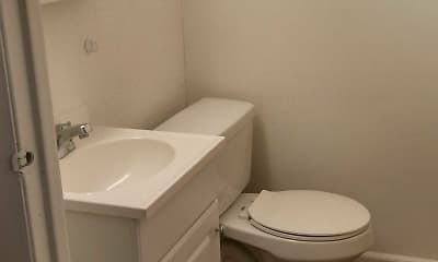 Bathroom, Windsor Terrace, 2
