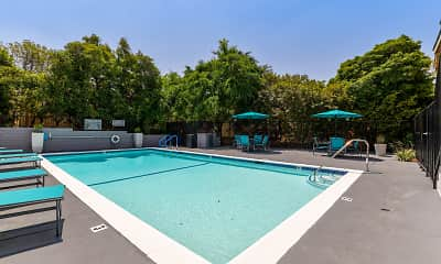 Pool, Almansor Villa, 1