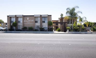 Building, Ballantyne Apartments, 0