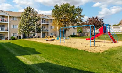 Playground, Sunridge Apartments, 2