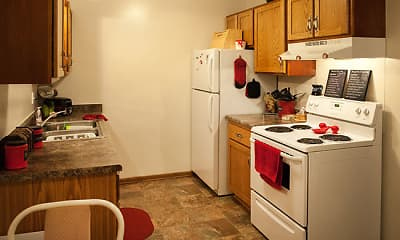 Kitchen, Bryant Oaks, 2