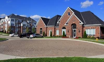 Building, BelleMeade Apartments, 1