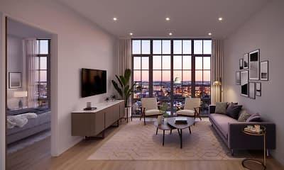 Living Room, Morse, 1