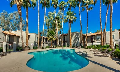 Pool, Mountain View Casitas, 0