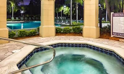 Pool, Grand Reserve at Tampa Palms, 1