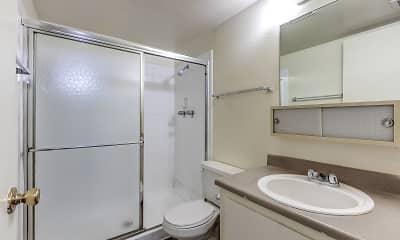 Bathroom, Banyantree, 2