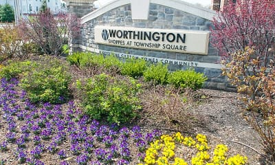Community Signage, The Lofts At Worthington, 1