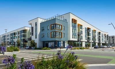 Building, Aero Apartments, 1