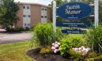 Community Signage, Justin Manor, 0