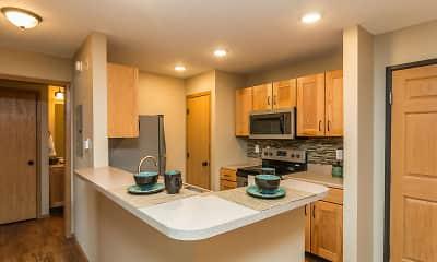 Kitchen, Oakmont Estates, 0