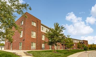 Building, Northern Pacific Apartments, 2