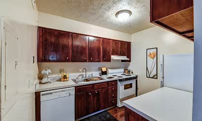 Kitchen, Eden of Reynoldsburg, 1