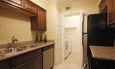 Kitchen, Aspenwood Apartment Homes, 0