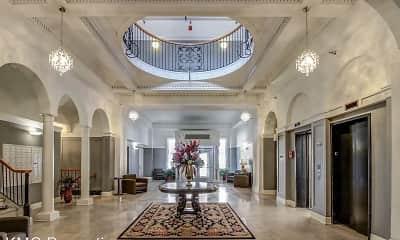 Living Room, Kensington Tower, 0
