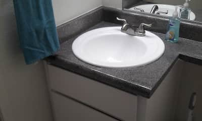 Bathroom, Cobble Creek, 2