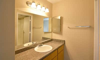 Bathroom, Park Tower, 2