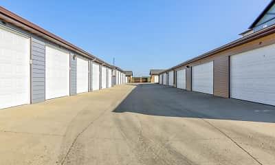 Building, West Ridge Apartments, 1