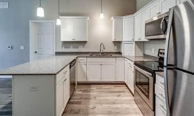 Kitchen, Conifer Ridge Apartments, 0