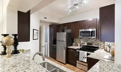 Kitchen, Gables Central Park, 0