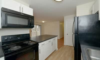 Kitchen, Woodfield Commons, 1