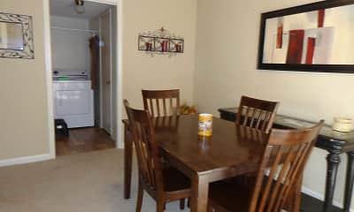 Dining Room, Shenandoah Ridge Townhomes, 1