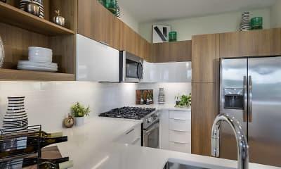 Kitchen, Woodbine, 0