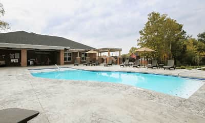 Pool, The Enclave, 1