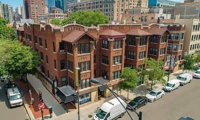 Building, 430 W. Diversey, 2