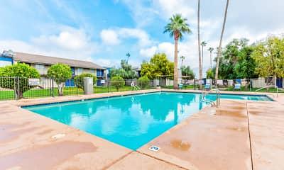 Pool, Los Vecinos, 0
