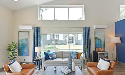 Living Room, The Harper, 1