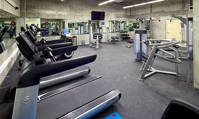 Fitness Weight Room, Overview, 1