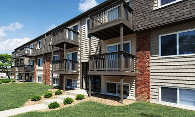Building, Westminster Apartments & Townhomes, 1