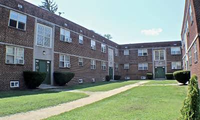 Building, Magnolia Park Apartments, 2