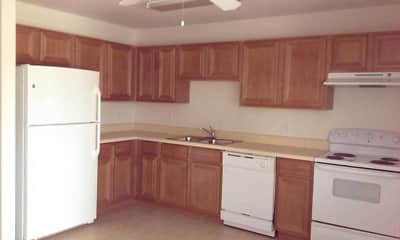Kitchen, Cortez Village Townhomes, 2