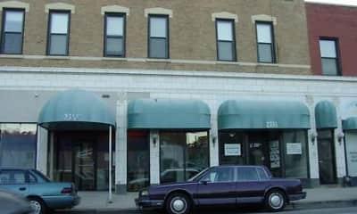 Building, Southport & Fullerton, 0
