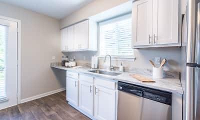 Kitchen, Stonehenge Apartments, 0