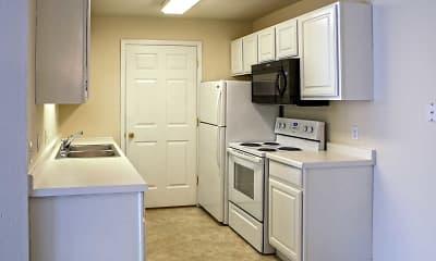 Kitchen, South Pointe, 1