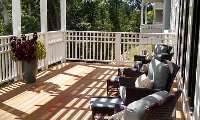 Patio / Deck, Riverview Place Condos, 0