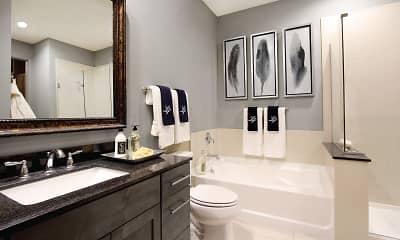 Bathroom, LE PALAIS APARTMENTS, 1