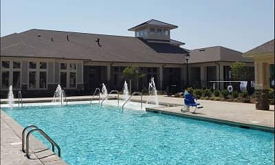Pool, Pringle Square, 0