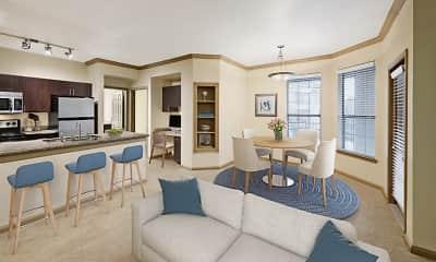 Living Room, Camden Stoneleigh, 1