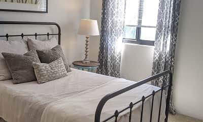 Bedroom, Cedar Creek Lodge, 0