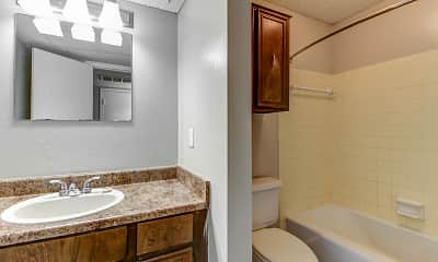 Bathroom, Raintree Meadows, 2