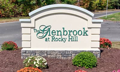 Community Signage, Glenbrook at Rocky Hill, 2