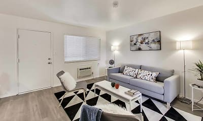 Living Room, Waterstone Terrace Apartments, 2