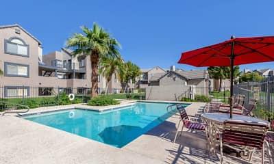 Pool, Terra Vida Apartments, 1