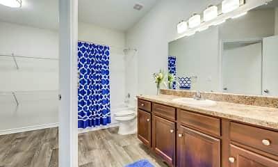 Bathroom, The Trails at Buda Ranch, 2
