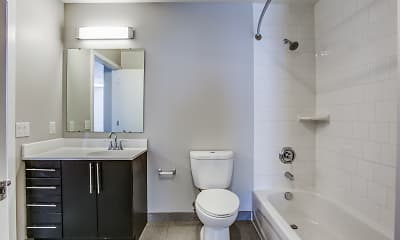 Bathroom, The George, 2