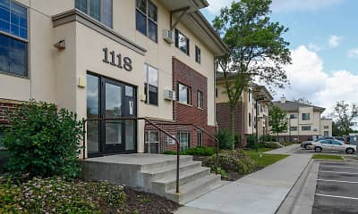 Building, Ames Lake Neighborhood Apartments, 0